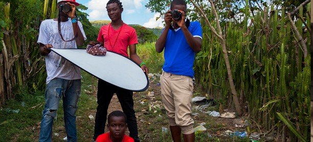 Batey 106 Project – Film Workshop with Mano Films