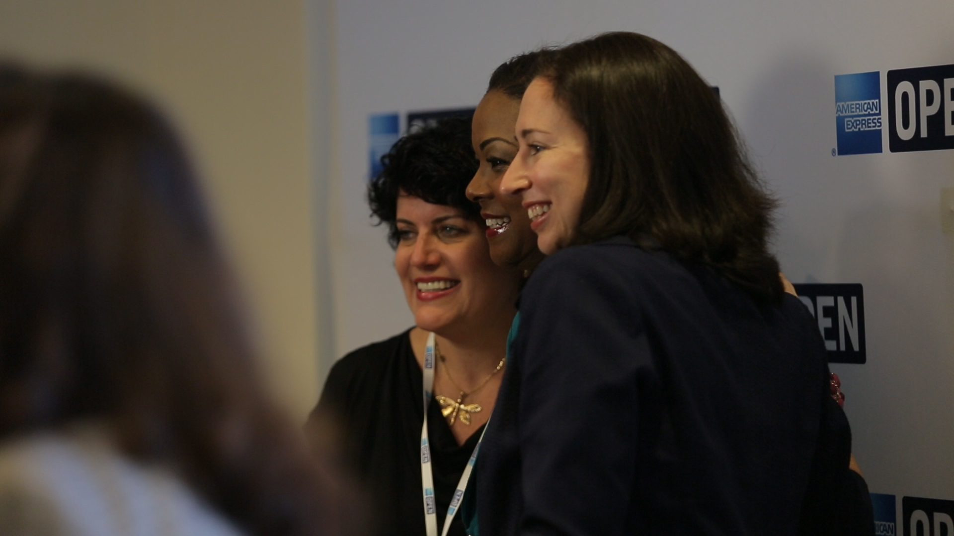 AmEx OPEN Women: CEO BootCamp Launch Event
